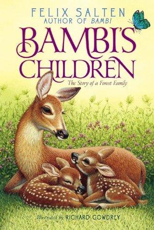 Bambi's Children by Felix Salten