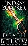 Death from Below (Swords & Salt, #3)