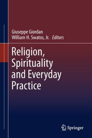 religion spirituality and every day practice