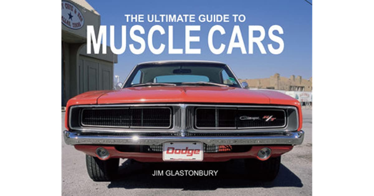 Muscle Cars by Jim Glastonbury