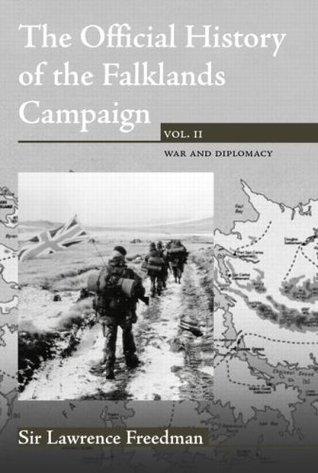 Official Hist Falklands, Vol 2