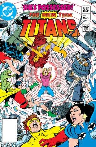 New Teen Titans (1984-1988) #17