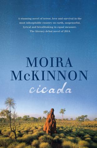 Cover Cicada - Moira McKinnon