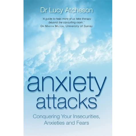 anxiety and mythology lucy