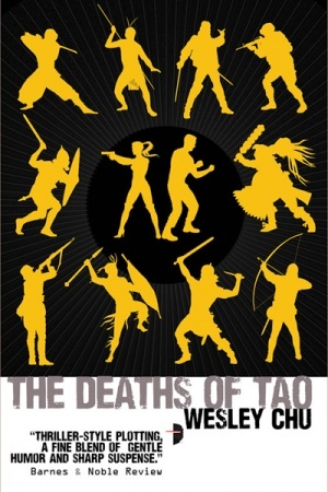 The Deaths of Tao by Wesley Chu