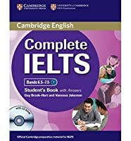 Complete IELTS Bands 6.5-7.5 Student's Book with Answers with CD-ROM (Complete) (Mixed media product)
