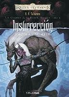 Insurrección (Reinos Olvidados: La Guerra de la Reina Araña, #2)