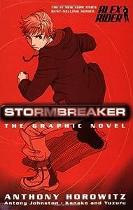Stormbreaker: The Graphic Novel (Alex Rider: The Graphic Novels, #1)