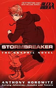 Stormbreaker: The Graphic Novel (Alex Rider: The Graphic Novels, #1)