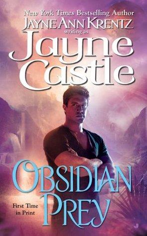 Obsidian Prey (Ghost Hunters, #6)
