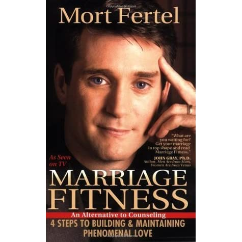 Marriage Fitness Book