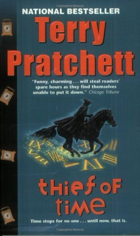 Thief of Time (Discworld, #26; Death, #5)