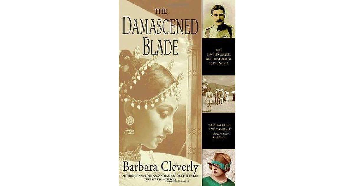 The Damascened Blade (Joe Sandilands, Book 3)