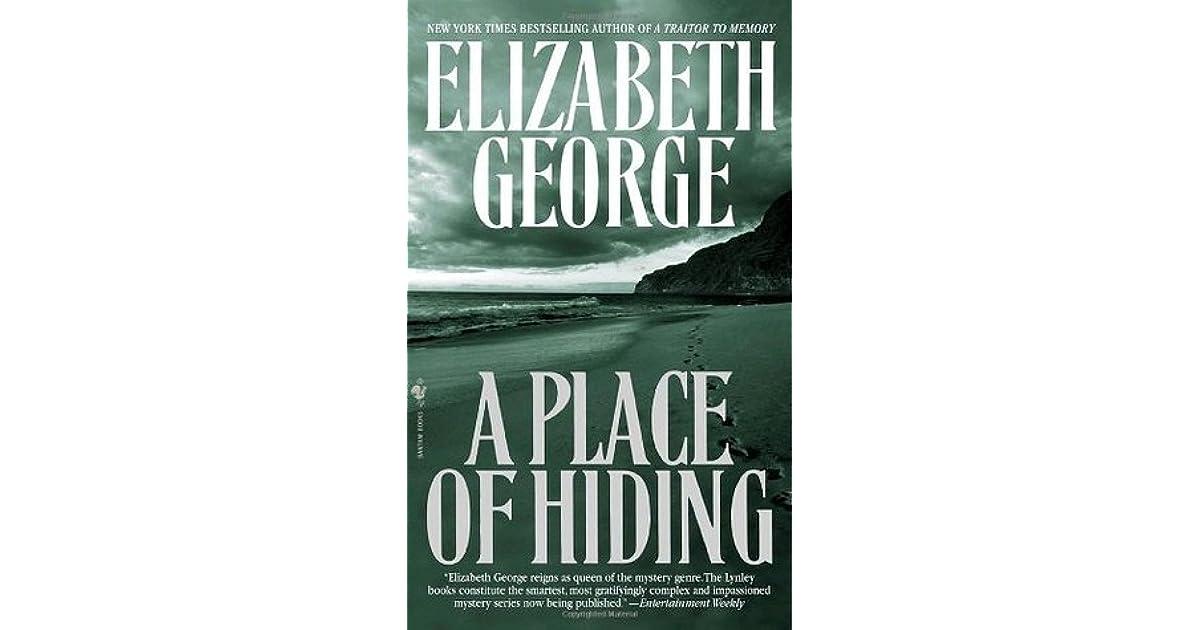 Ebook A Place Of Hiding Inspector Lynley 12 By Elizabeth George