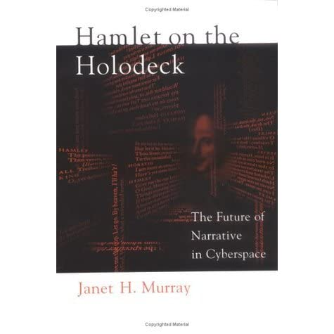 hamlet in the holodeck essay I'm going to be reading hamlet on the holodeck: the future of narrative in cyberspaceas part of my essay i freaking love my course how to make cover sheet for research paper things fall apart research paper yesterday chart compare contrast criterion essay writing essay on the college how.