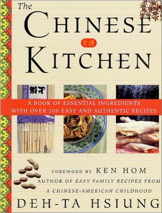 The Chinese Kitchen A Book Of Essential Ingredients With