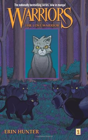 The Lost Warrior (Warriors Manga: Graystripe's Trilogy, #1)
