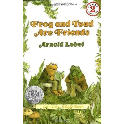 frog and toad are friends frog and toad 1 by arnold