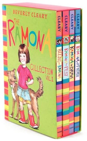 The Ramona Collection, Vol  1: by Beverly Cleary