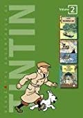 The Adventures of Tintin, Vol. 2: The Broken Ear / The Black Island / King Ottokar's Sceptre