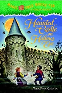 Haunted Castle on Hallows Eve (Merlin Missions #2)