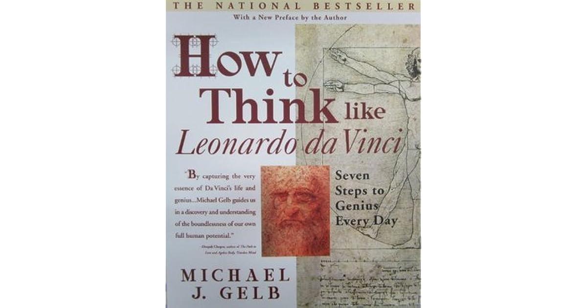 Leonardo da vinci pdf like think