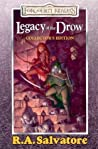 Legacy of the Drow (Legacy of the Drow, #1-4; Legend of Drizzt, #7-10)