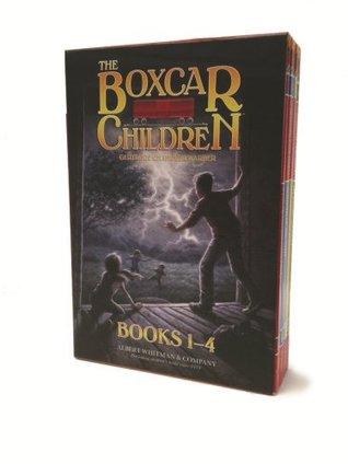 The Boxcar Children 1-4