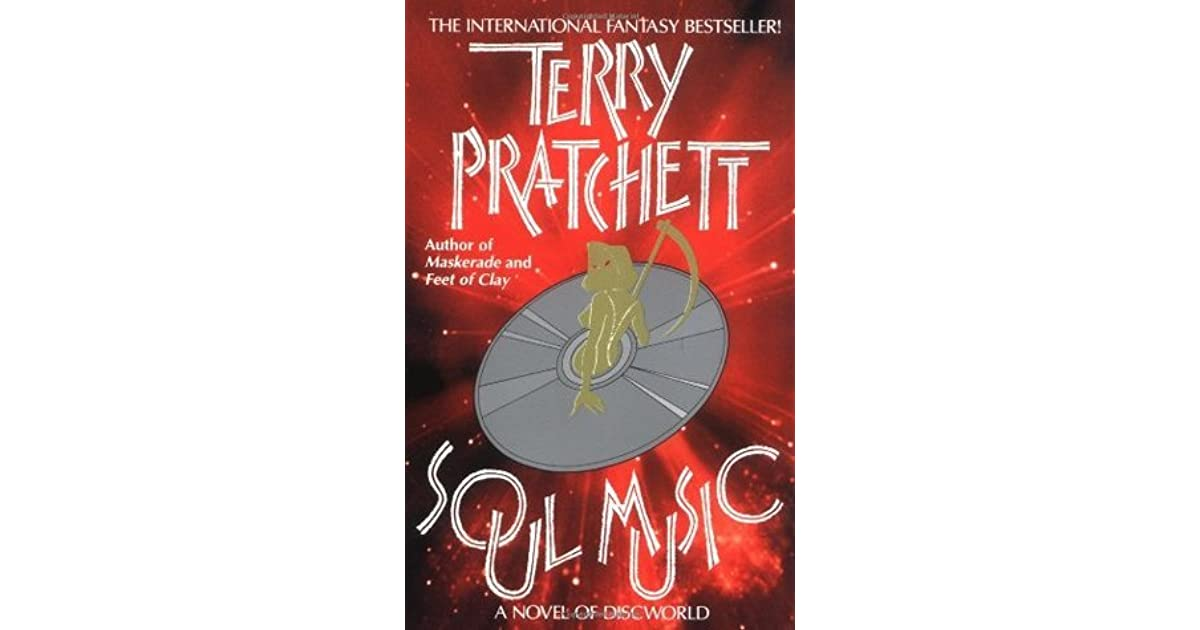 soul music discworld pratchett terry