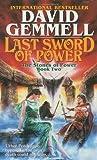 Last Sword of Power (Stones of Power, #2)
