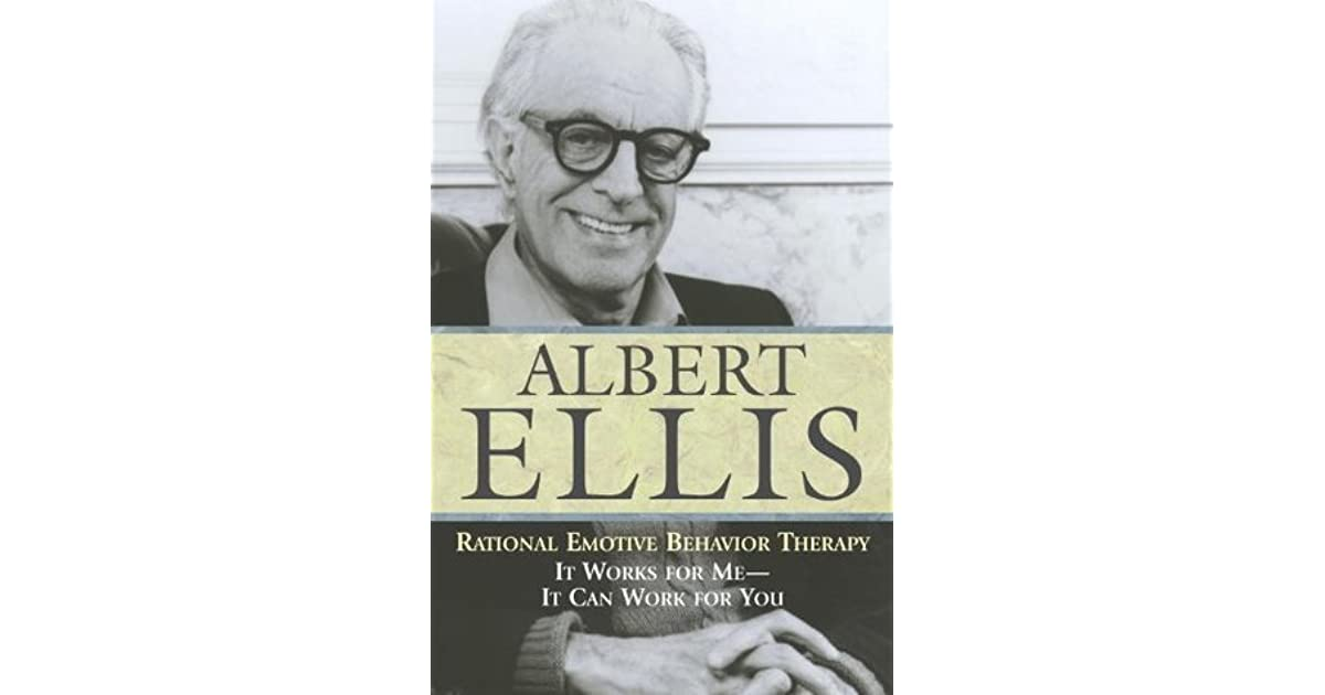 an introduction to the life of albert ellis and william glasser William glasser, md is an american psychiatrist born in the william glasser institute: an introduction to reality therapy and choice ellis, albert: erikson.