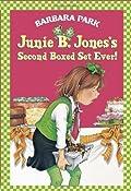 Junie B. Jones's Second Boxed Set Ever!
