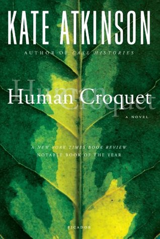 Human Croquet by Kate Atkinson