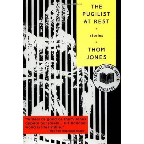 Image result for The Pugilist at Rest by Thom Jones
