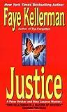 Justice (Peter Decker/Rina Lazarus, #8)