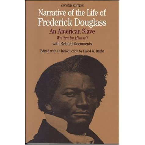 an analysis of the authors experiences in the narrative of the life of frederick douglass by frederi