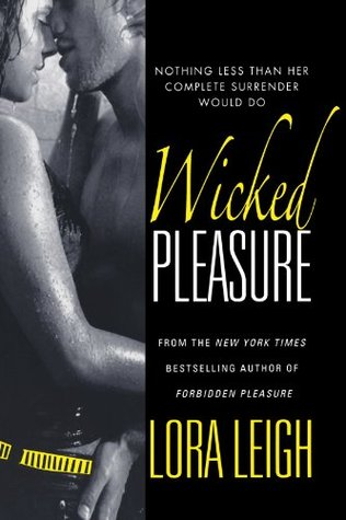 Wicked Pleasure (Bound Hearts, #9)