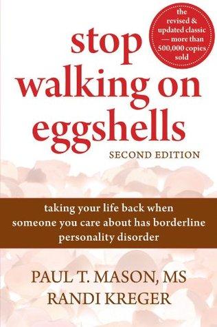 Book stop walking on eggshells borderline personality disorder