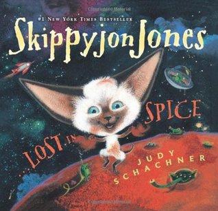 Skippyjon Jones Lost in Spice (Skippyjon Jones, #5)