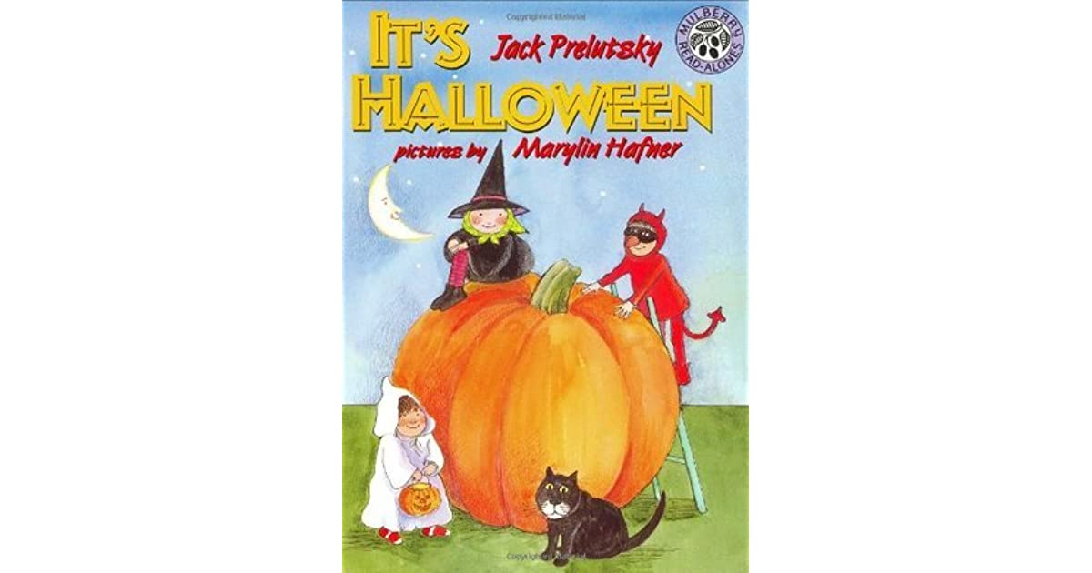 its halloween by jack prelutsky