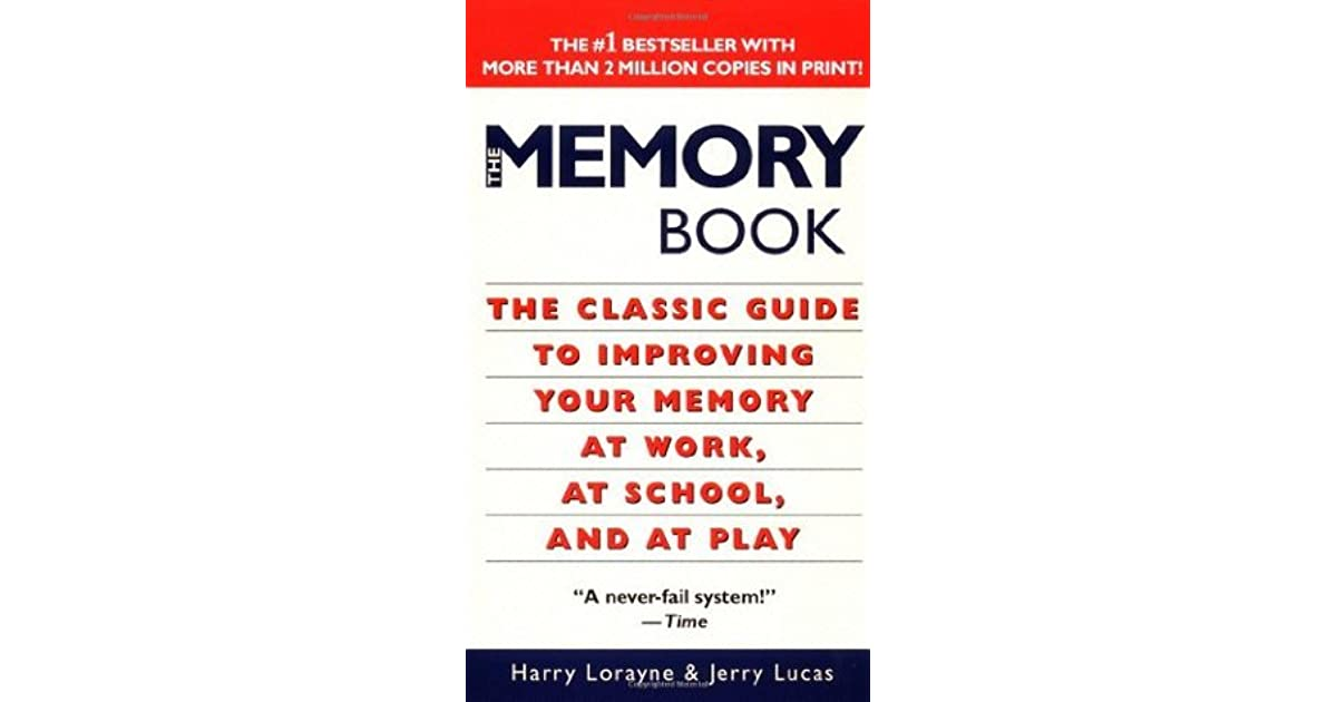 the memory book by harry lorayne and jerry lucas epub download. Black Bedroom Furniture Sets. Home Design Ideas