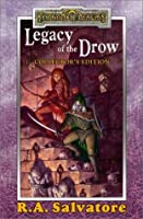 Legacy of the Drow Collector's Edition (Forgotten Realms: Legacy of the Drow, #1-4; Legend of Drizzt, #7-10)