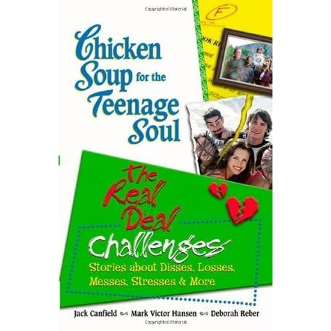 book examine upon fowl soups intended for your teenaged soul
