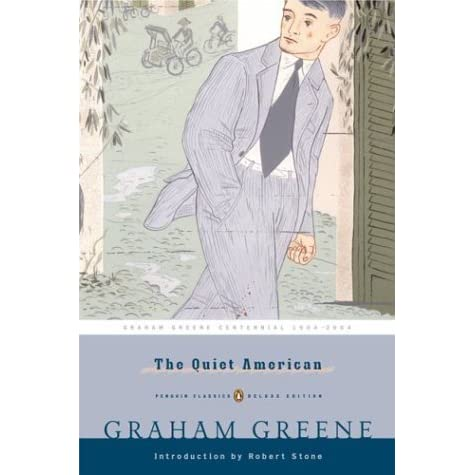 the quiet american essays The quiet american is a 1955 novel by english author graham greene which depicts french colonialism in vietnam being uprooted by the americans during the 1950s the.