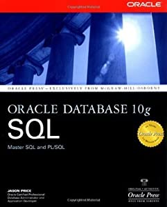 Oracle Database 10g SQL