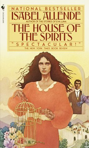 The House of the Spirits by Isabel Allende - Historical Fiction Books