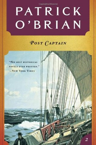 Post Captain by Patrick O'Brian