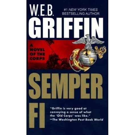 Read Semper Fi The Corps 1 By Web Griffin