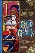 Agatha Heterodyne and the Clockwork Princess