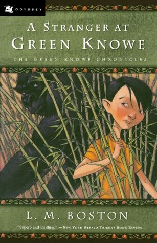 A Stranger at Green Knowe (Green Knowe #4)